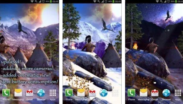 коренной американец 3d pro APK Android