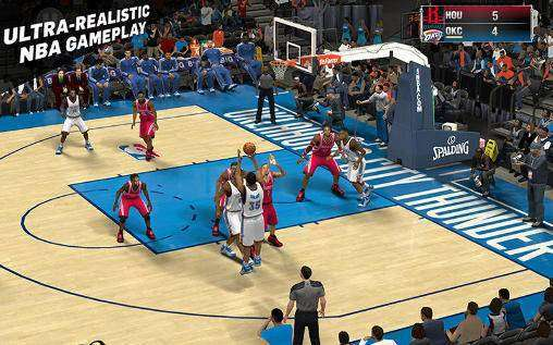 NBA 2K15 APK Android Free Download