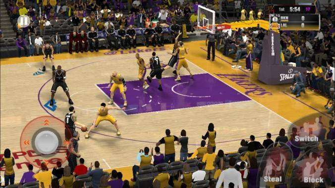 NBA 2K16 Full APK Android Game Free Download