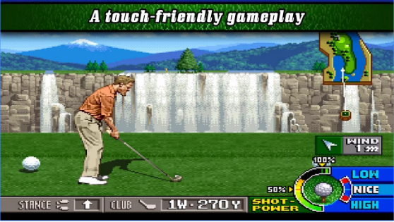neo turf masters APK Androind