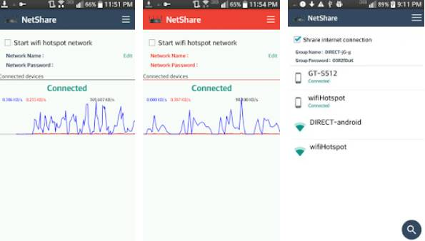 NetShare-no-root-tethering Full Version unlocked MOD APK