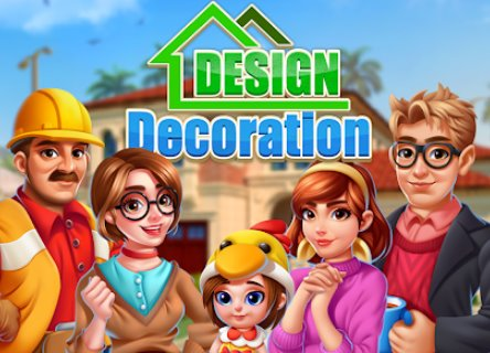 New Home Design Unlimited Gems Mod Apk Free Download