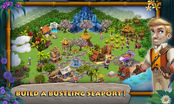 New World: Island Paradise MOD APK for Android Free Download