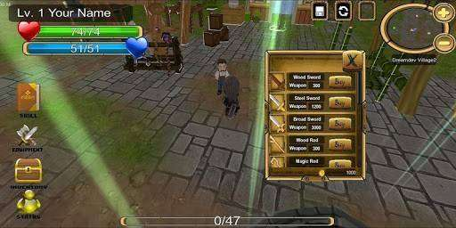 Newer Land (Rpg online) APK Android Game Free Download