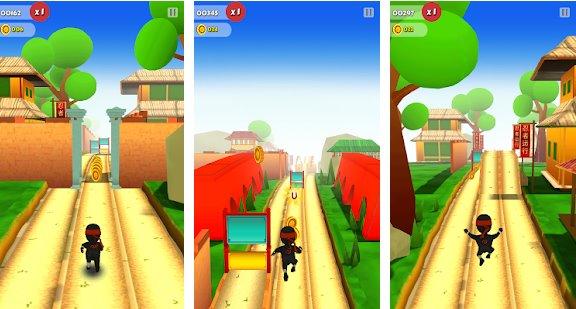 corredor ninja 3d APK Android
