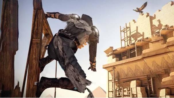 ninja samouraï assassin héros III egypte APK Android