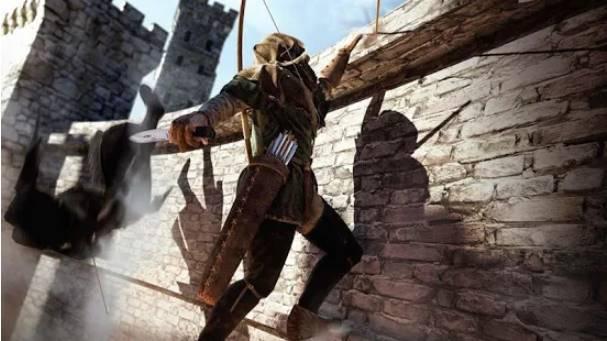 ниндзя самурай убийца герой iv средневековый вор APK Android