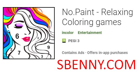 keine Farbe entspannende Farbspiele