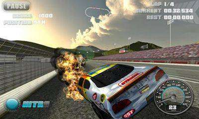 N.O.S. Car Speedrace APK + DATA Android Free Download