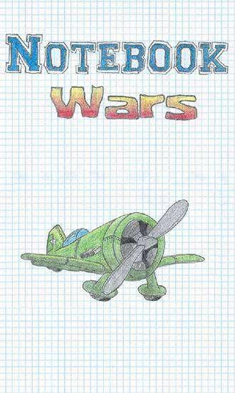 Notebook Wars-Saga