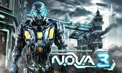 N O V A  3: Freedom Edition HACK MOD APK Android Free