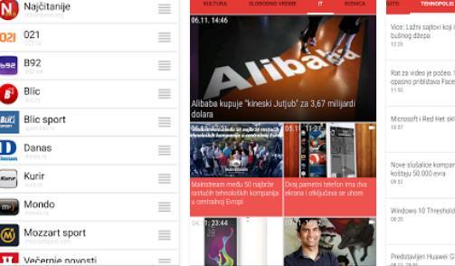 novine srb APK Android