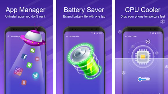 Nox Cleaner - Phone Cleaner, Booster, Optimizer + MOD