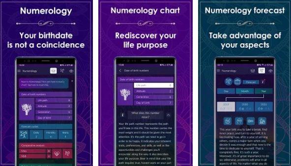 numerologia riscopri il tuo scopo di vita APK Android