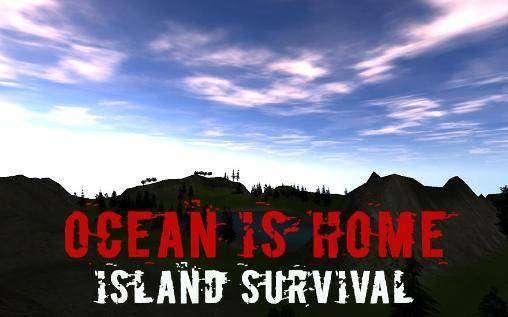 Ozean ist Home: Insel Überleben