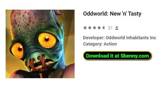 oddworld new n tasty apk mod