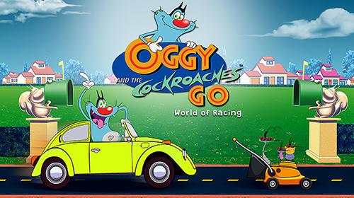 Oggy Go Welt des Rennens das offizielle Spiel