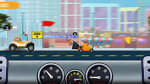 Oggy Go Welt des Rennens des offiziellen Spiels APK Android