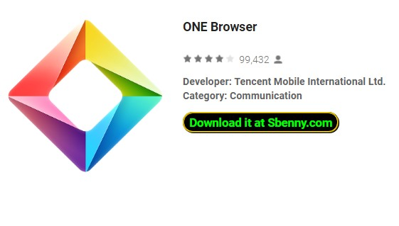 ONE Browser APK Android Free Download