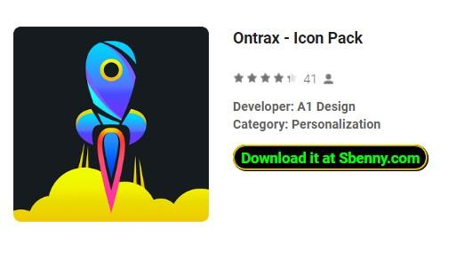 Ontrax-Icon-Paket