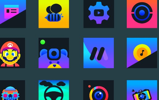 ontrax icon pack APK Android