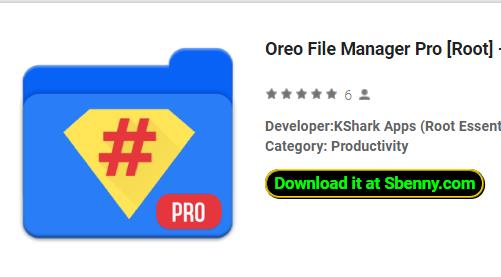Oreo File Manager Pro APK Download