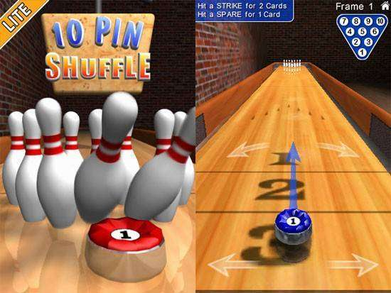 10 Pin Shuffle Bowling MOD APK Android Free Download