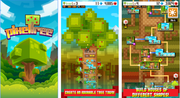 Pixel Tree APK Androind