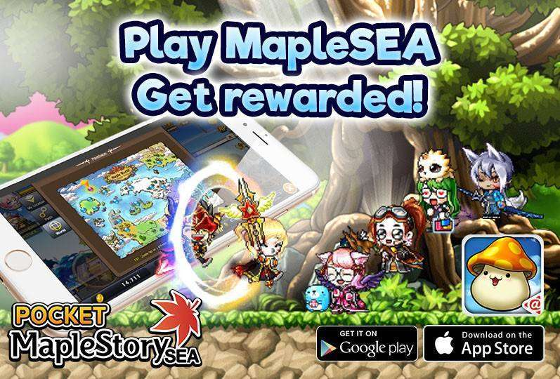 Pocket MapleStorySEA