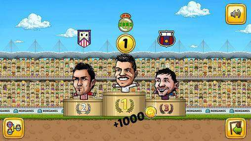 Puppet Football Champions 2014