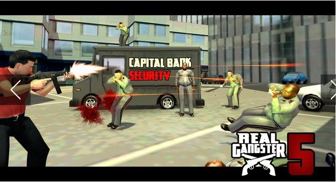 Real Gangster 5 APK Android