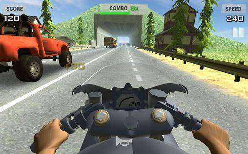 Riding in Traffic Online APK Android