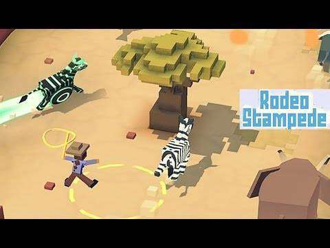 Rodeo Stampede Unlimited Money Mod Apk Android Download