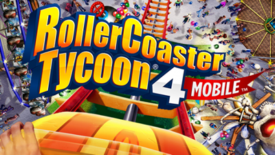 RollerCoaster Tycoon® 4 Mobile Full APK Android Download
