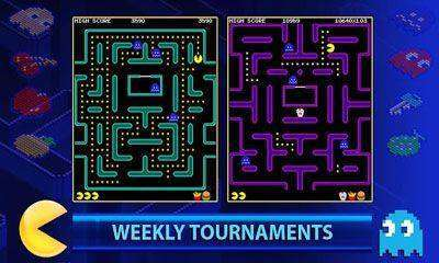 PAC-MAN +Tournaments MOD APK Android Game Free Download