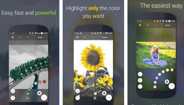 paletta smart color splash APK Android