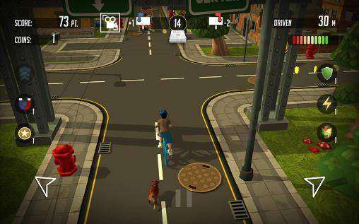 Paper Boy: Infinite Rider MOD APK Android Game Free Download
