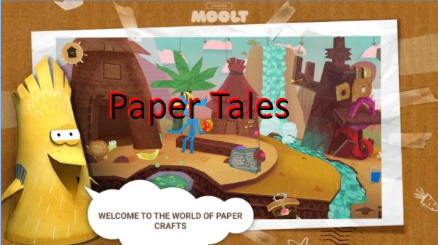 cuentos de papel