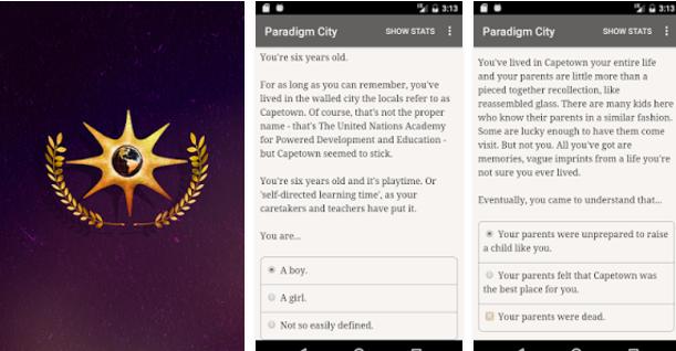 Парадигма города APK Android
