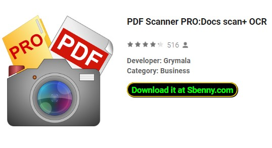 pdf scanner pro docs scan plus ocr