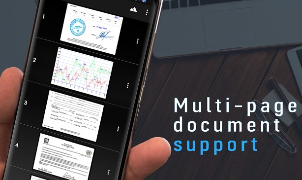 pdf scanner pro docs scan plus ocr APK Android