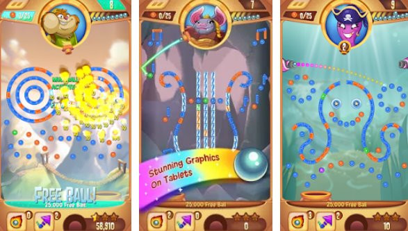 Peggle Blast MOD APK Android Game Free Download