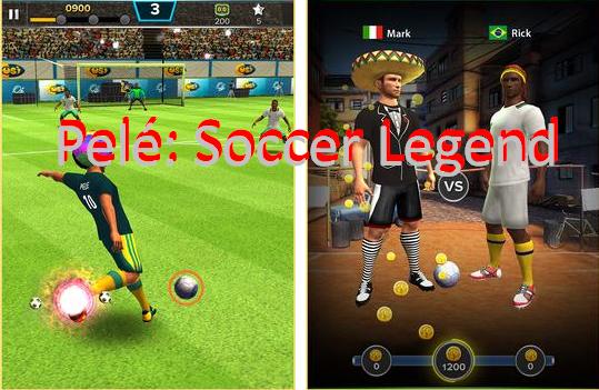 pelea soccer leġġenda