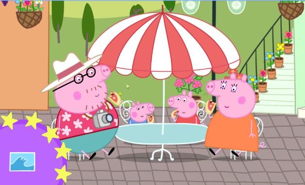 peppa pig holiday APK Android