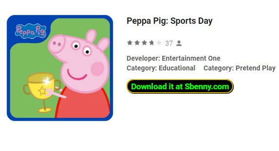 Peppa Pig: Sports Day Paid APK Android Free Download