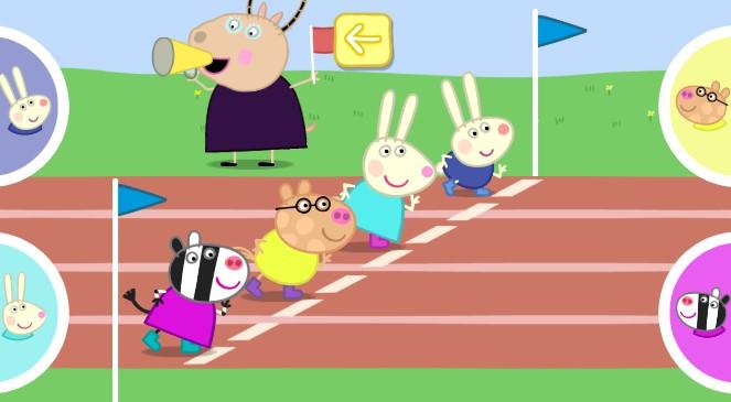 giornata sportiva di peppa pig APK Android