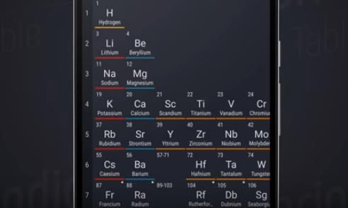 Periodic table 2017 pro mod apk android download periodic table 2017 pro apk android urtaz Image collections