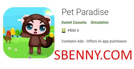 Pet Paradise Unlimited Money MOD APK Free Downlaod