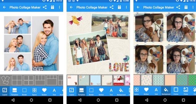 fabricant de collage de photos APK Android