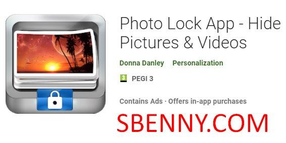 приложение для блокировки фотографий скрывает картинки и видео